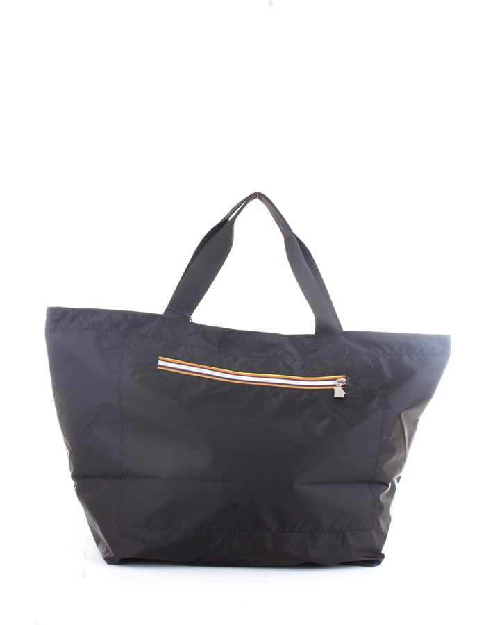 K-WAY Handbag Black