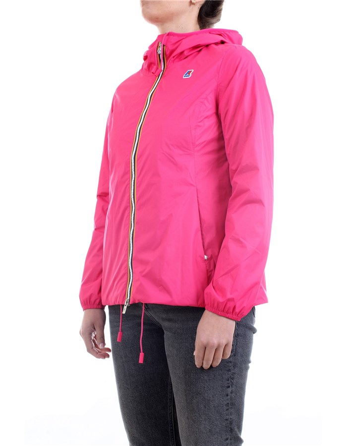 K-WAY Jacket Fuchsia