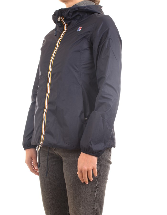 K-WAY Jacket Blue