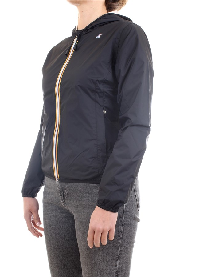 K-WAY Jacket Black