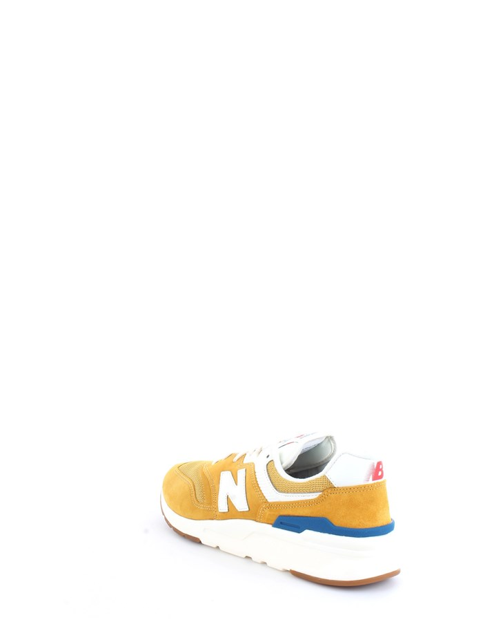 NEW BALANCE Sneakers Yellow