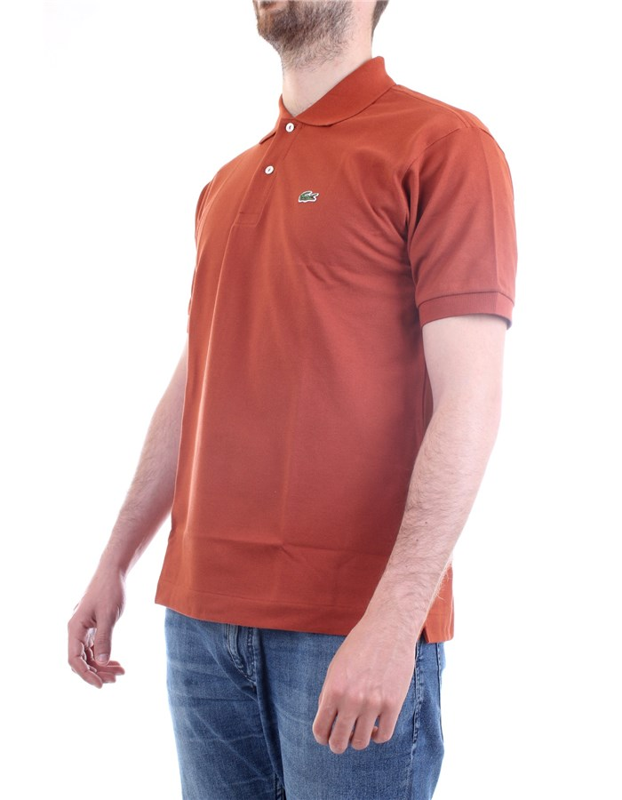 Lacoste Polo shirt Brown