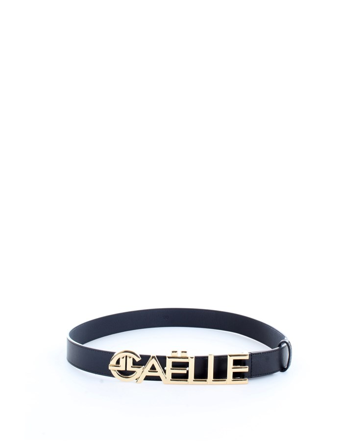 GAELLE PARIS Belt Black