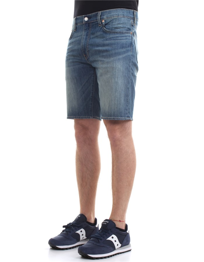 LEVI'S Shorts Medium blue