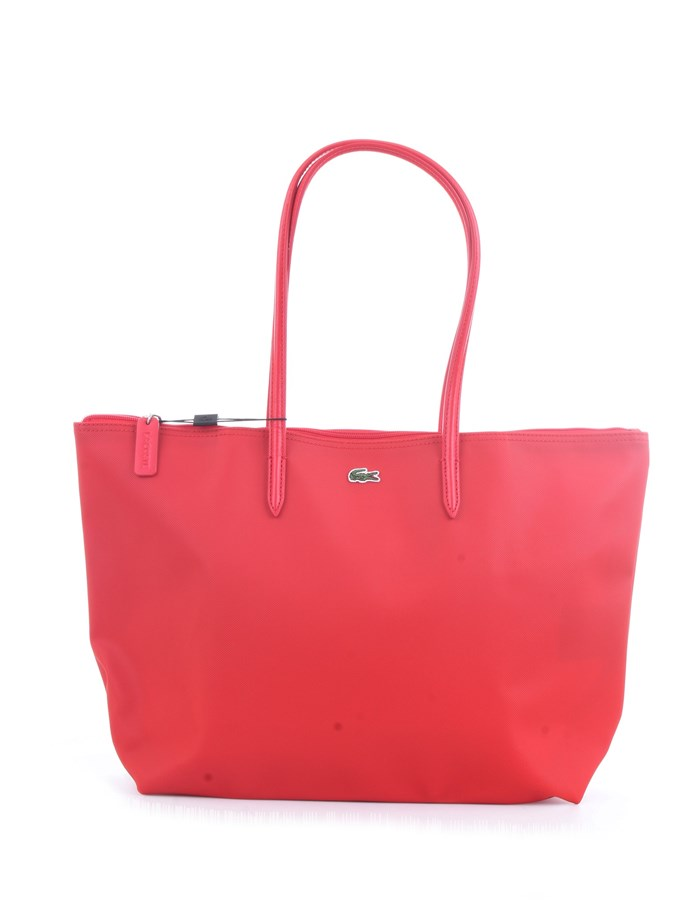 Lacoste Shoulder bag Red