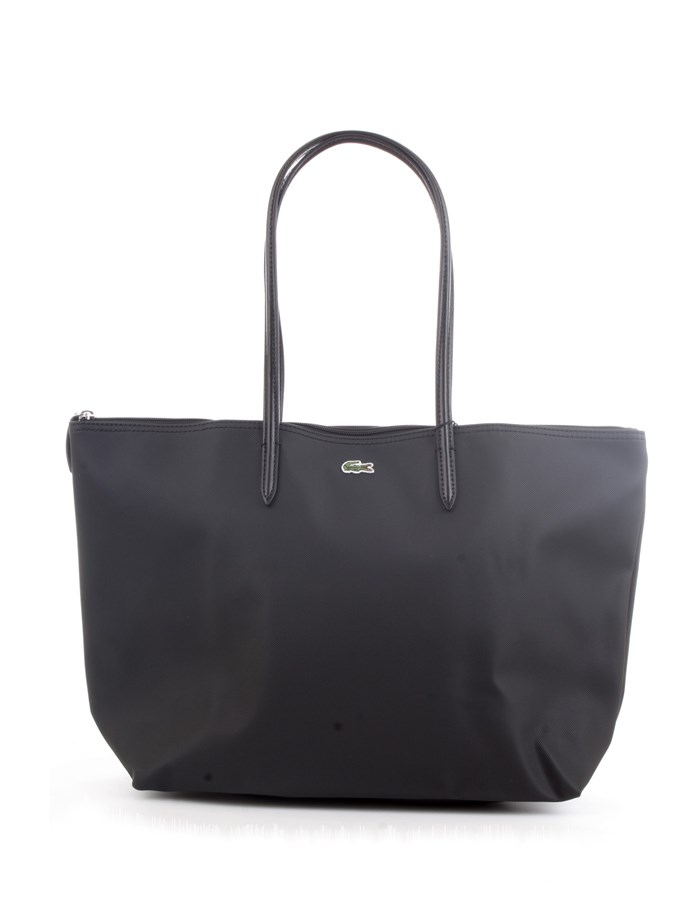 Lacoste Shoulder bag Black