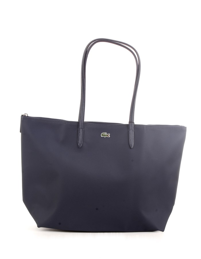 Lacoste Shoulder bag Blue