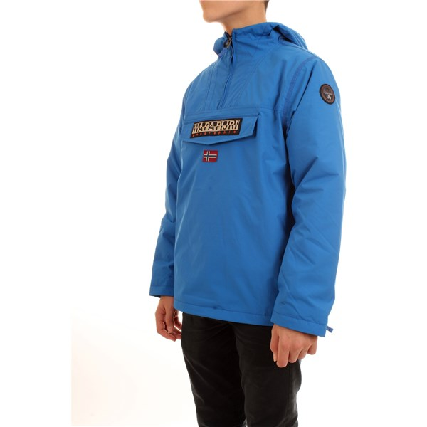 NAPAPIJRI Jacket Light blue