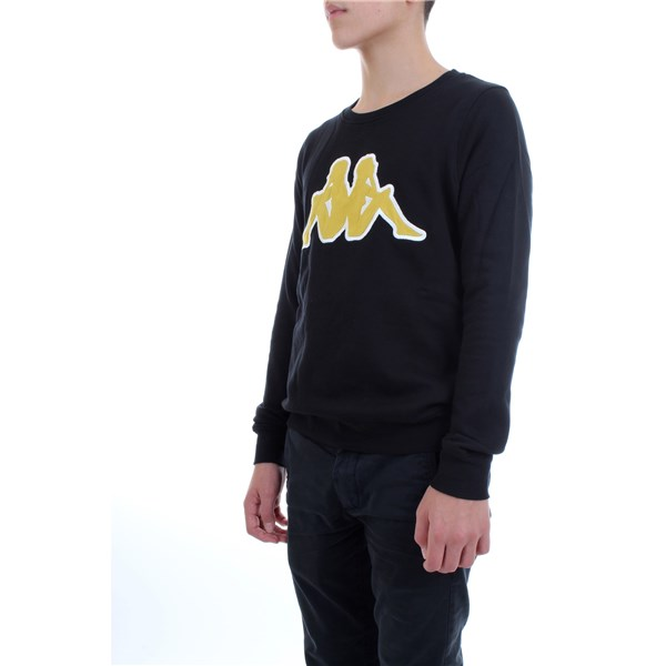 KAPPA Sweater Black