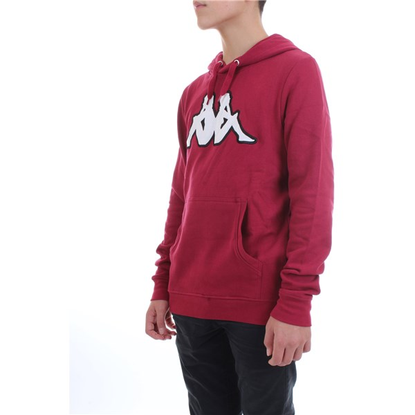 KAPPA Sweater Red