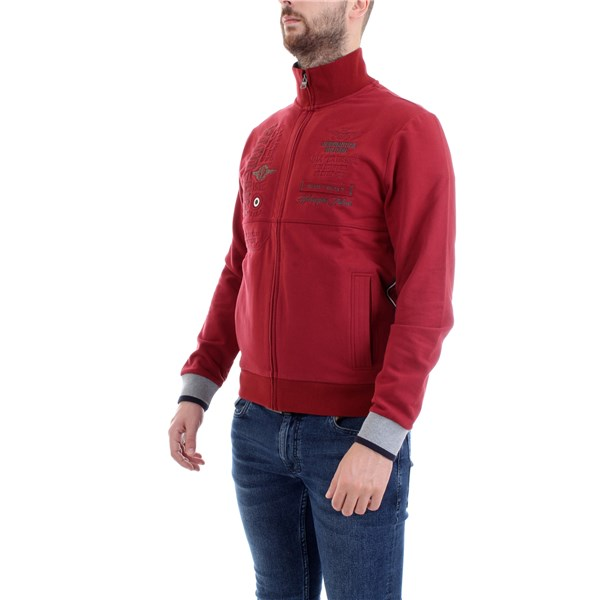AERONAUTICA MILITARE Sweater Bordeaux