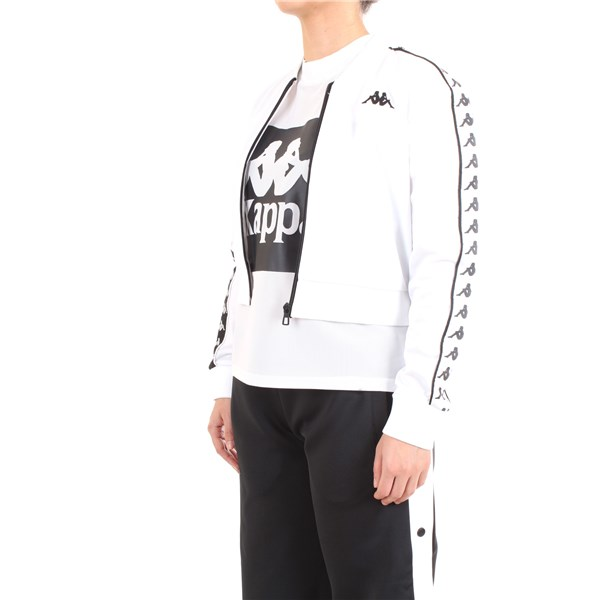 KAPPA Sweater White