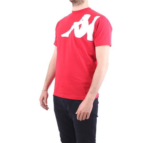 KAPPA T-Shirt/Polo Red