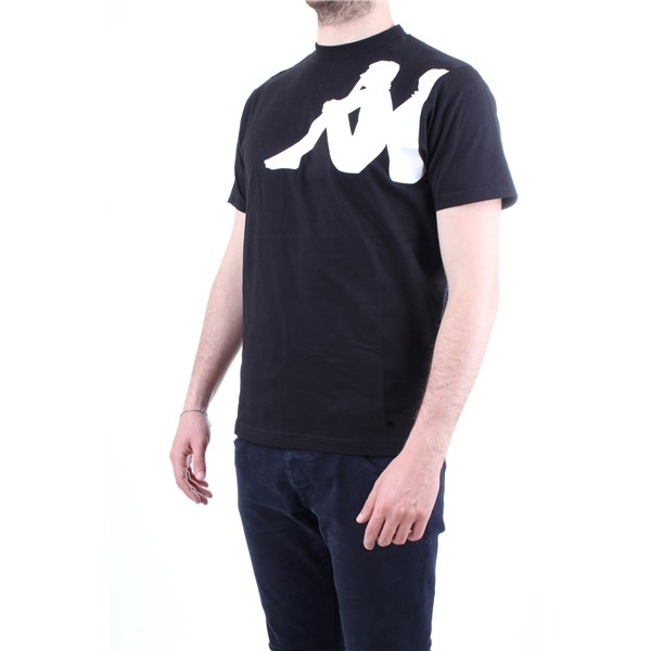 KAPPA T-Shirt/Polo Black