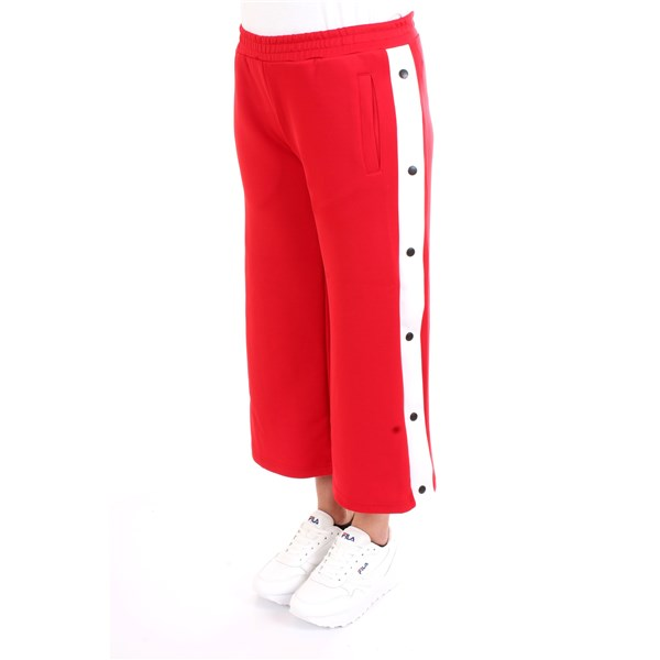 KAPPA Trousers Red