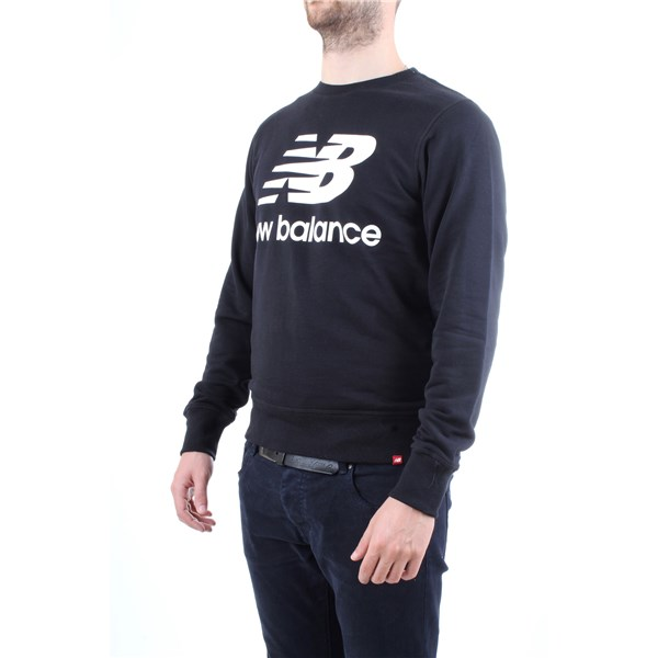 NEW BALANCE Sweater Black