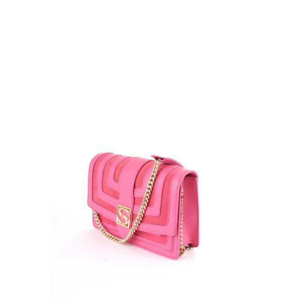 SILVIAN HEACH Cross body bag Fuchsia