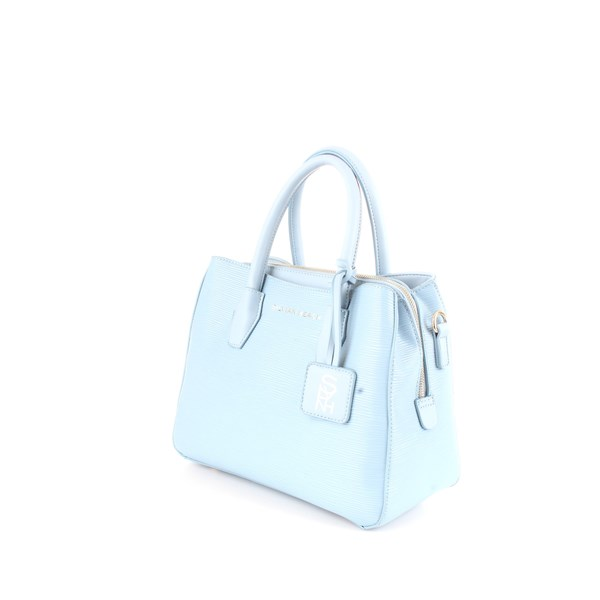 SILVIAN HEACH Cross body bag Light blue