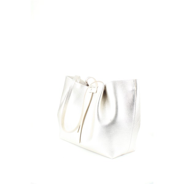 PATRIZIA PEPE Shopper Platinum