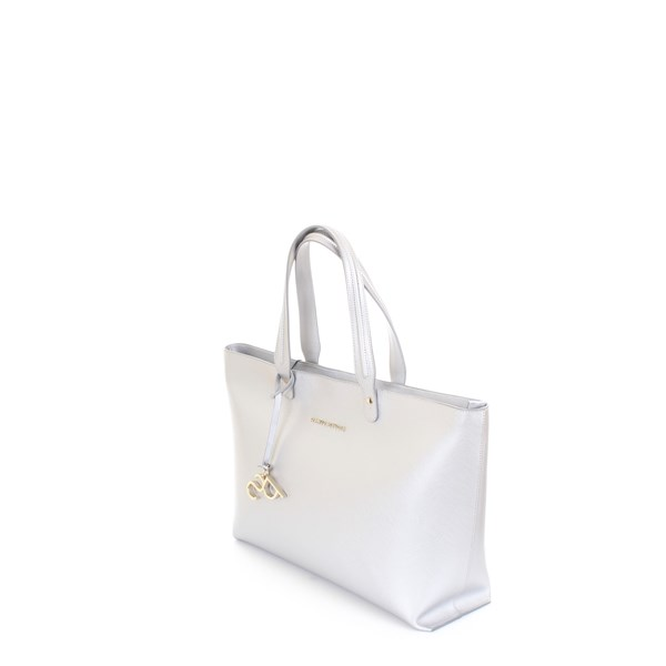 PIANURA STUDIO Shopper Silver