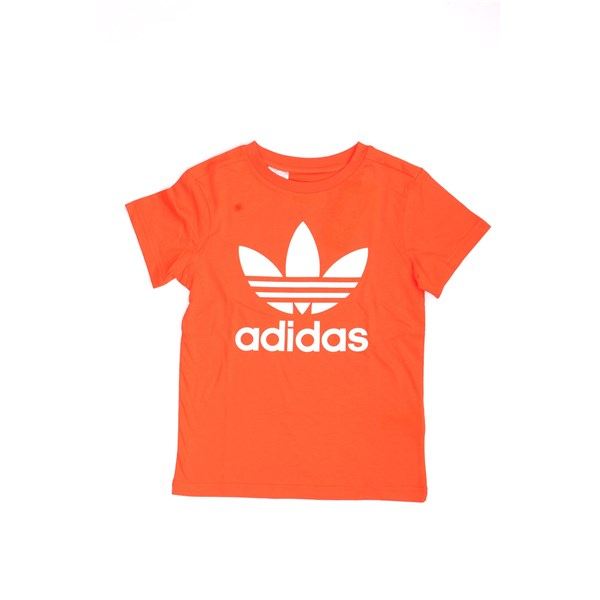 ADIDAS T-Shirt/Polo Orange