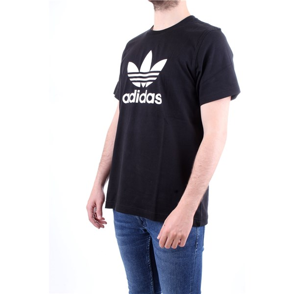 ADIDAS T-Shirt/Polo Black
