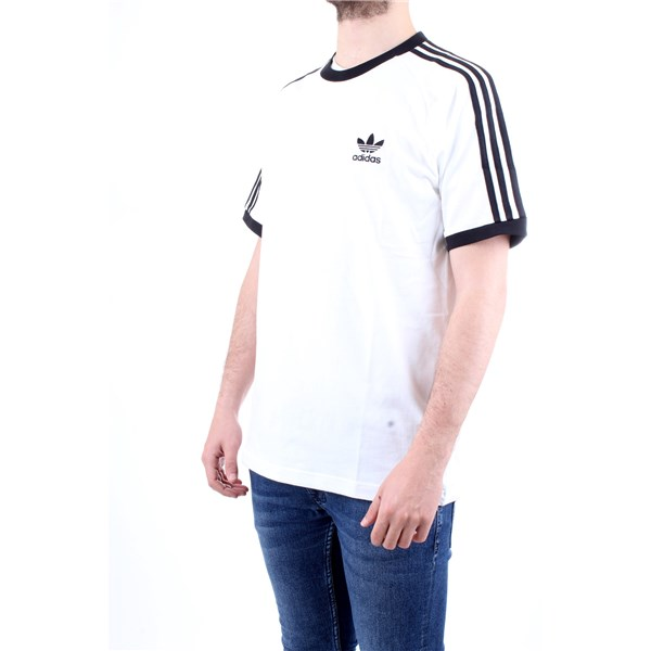 ADIDAS T-Shirt/Polo White