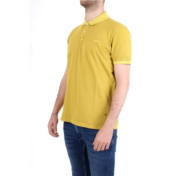 WOOLRICH Polo shirt Yellow