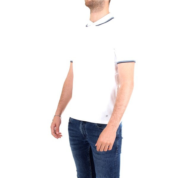 WOOLRICH Polo shirt White