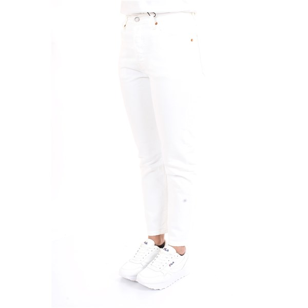 LEVI'S Trousers White