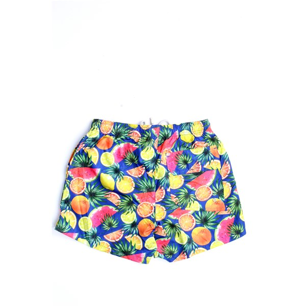 F**K Swimsuit Multicolor