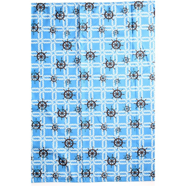 F**K Beach towel Light blue