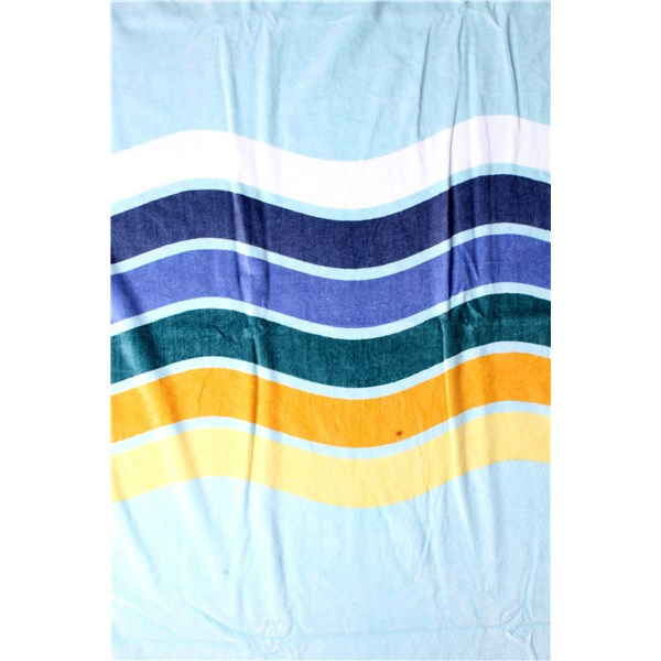 Lacoste Beach towel Light blue