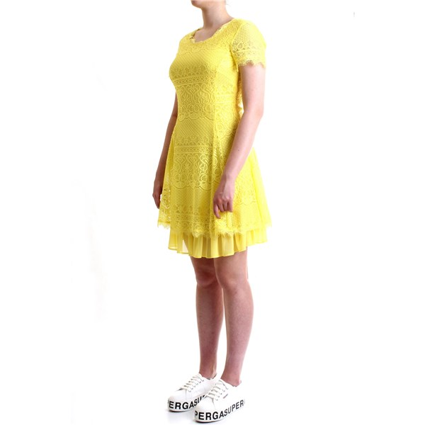 SILVIAN HEACH Dress Yellow