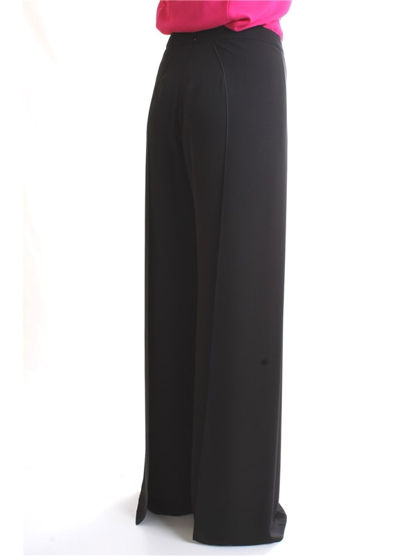 CAMILLA MILANO P1121/T978 Black Clothing Woman Trousers