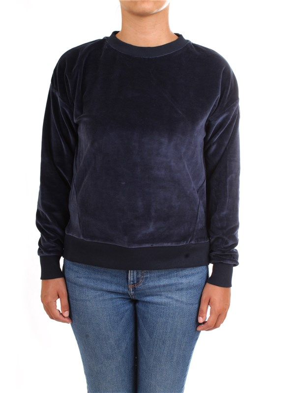 COLMAR ORIGINALS 9035 Blue Clothing Woman Sweater