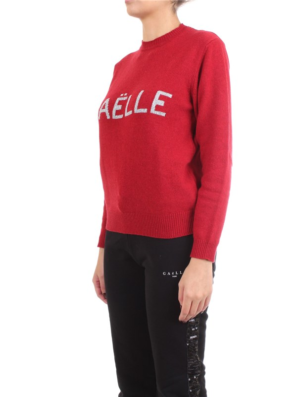 GAELLE PARIS GBD5022 Red Clothing Woman Pullover