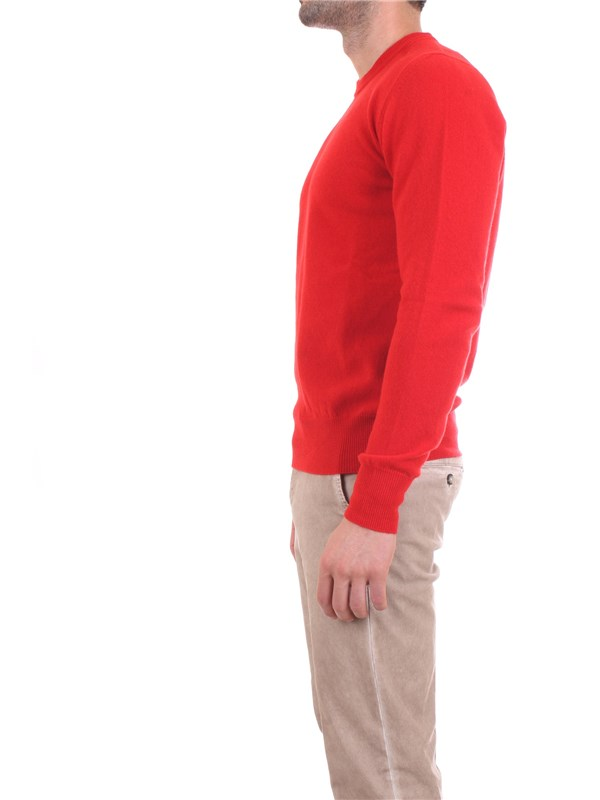 WOOLRICH WOMAG1865 Red Clothing Man Pullover