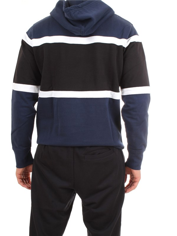 LEVI'S 81954 Blue Clothing Man Sweater