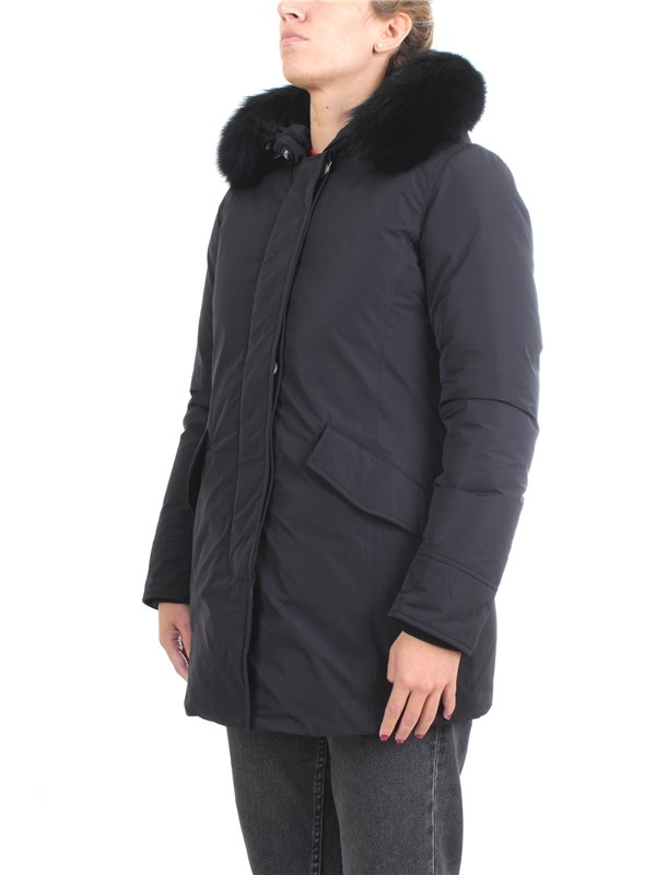 WOOLRICH WWCPS2834 Black Clothing Woman PARKA
