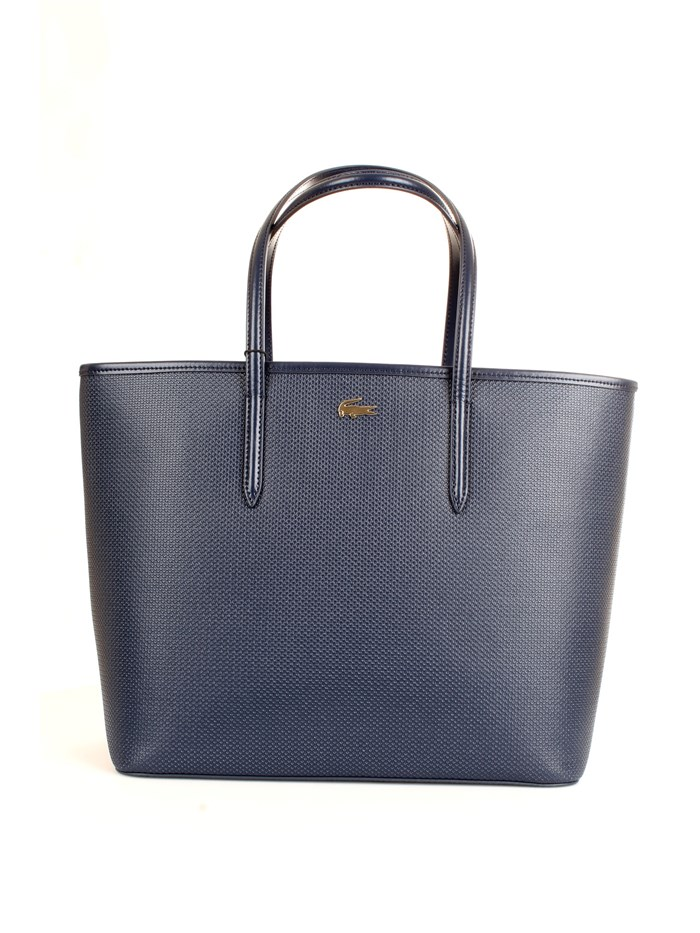 Lacoste NF1863CE Blue Accessories Woman Shoulder bag