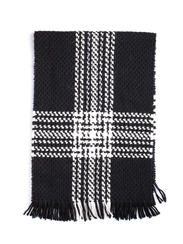 PENNYBLACK 55441019 Black Accessories Woman Scarf