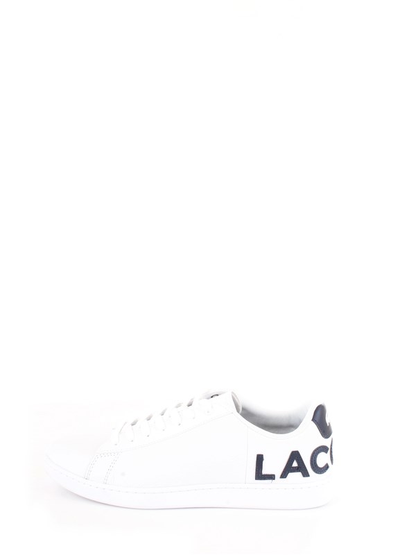 Lacoste 7-39SMA0052042 White Shoes Man Sneakers
