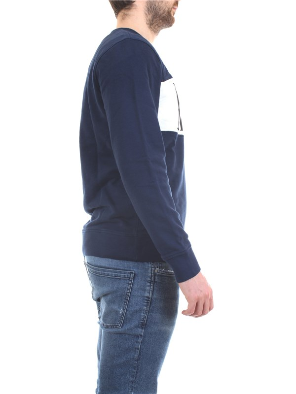 LEVI'S 85648 Blue Clothing Man Sweater