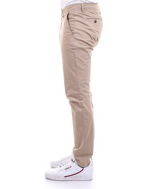 Briglia 32009 Sand Clothing Man Trousers