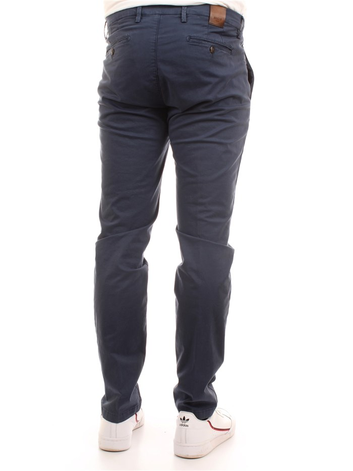 Briglia 32009 Blue Clothing Man Trousers