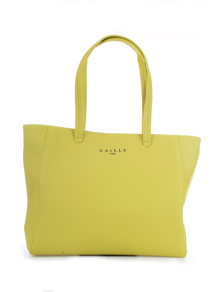 GAELLE PARIS GBDA1426 Yellow Accessories Woman Shopper