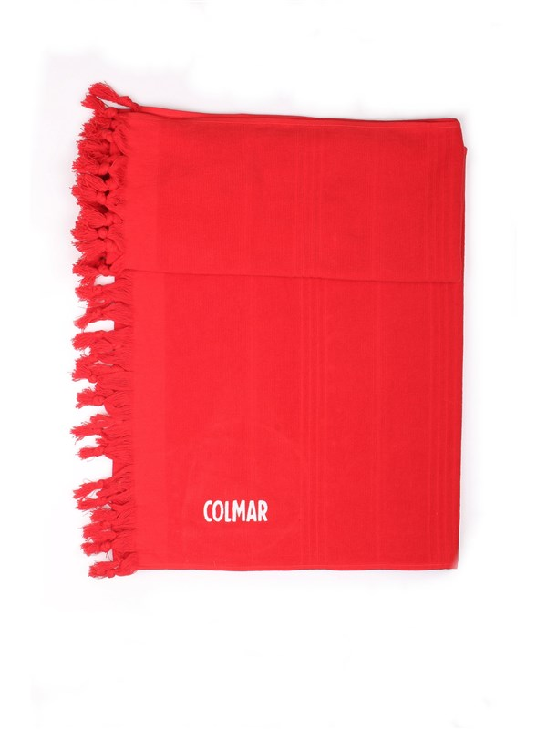 COLMAR ORIGINALS 7443 Red Accessories Unisex Beach towel