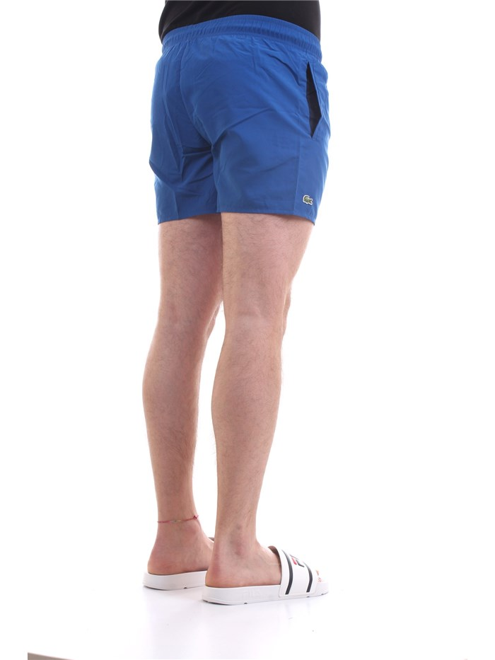 Lacoste MH6270 00 Light blue Clothing Man Swimsuit