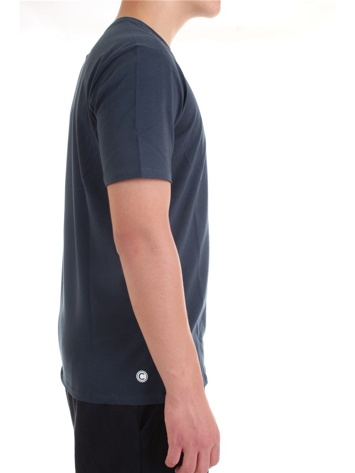 COLMAR ORIGINALS 7507 Blue Clothing Man T-Shirt/Polo
